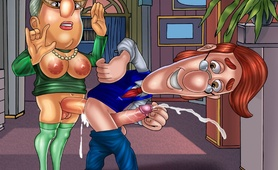 Jimmy Neutron series turning into shemale porn